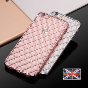 Ultra Thin Mirror Back Soft TPU Silicone Case Cover For Apple iPhone 6/6Plus
