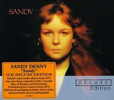 Sandy Denny - Sandy: Deluxe Edition [New CD] Holland - Import