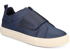 size 8.5 Nautica Acamar Navy Sneakers Slip On Mens Shoes NEW