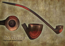 MacQueen Wizard Lord of the Churchwarden Pipe Smoke Rings
