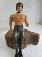 1985 Rambo 7'' Figure Sylvester Stallone Anabasis Vintage Action Loose Figure EB