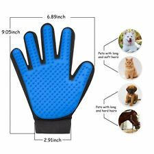 Pet Glove Cat Grooming Glove Cat Hair Deshedding Brush Gloves Dog Comb for Cats