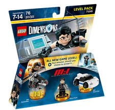 Lego 71248 Dimensions Mission Impossible Level Pack Action Figure