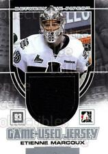 2013-14 Between the Pipes Jersey Silver #12 Etienne Marcoux
