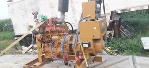 60 kW Katolight Generator John Deere Turbo Diesel 3 Phase Continuous Standby