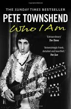 Pete Townshend: Who I Am,Pete Townshend- 9780007479160
