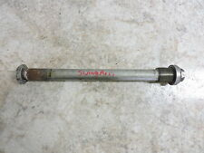 03 GSXR600 GSXR GSX R 600 Suzuki swing arm swingarm pin bolt