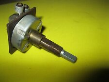 Nos 1940 Nash heater and blower switch