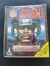 NFL FOOTBALL Atari Lynx NEW DAMAGED BOX FACTORY SEALED
