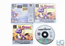 Spyro 2: Gateway a reflejarse-Playstation 1 PS1 Retro Juego Y Estuche PAL