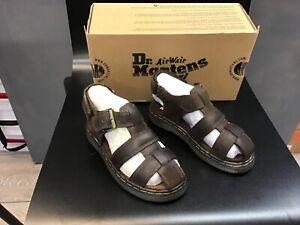 Dr martens boys unisex sailor sandal leather air cushioned