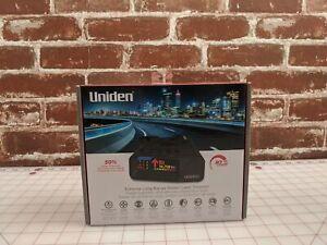 Uniden R7 Xtreme Long Range Laser Radar Detector Built in GPS OLED Display