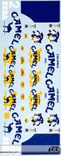 1/18 WILLIAMS FW15C SEGA 2 FILL IN DECAL for MINICHAMPS PMA HILL PROST