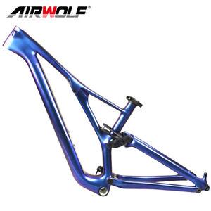 2021 Dirt Jumper EVO Full Suspension Boost Frame 29er MTB Mountain Bike Frameset