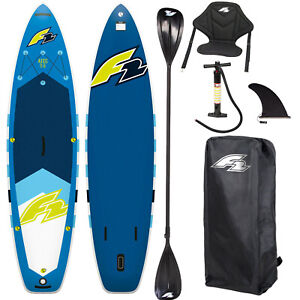 F2 Inflatable Axxis 10'5'' SET Version SUP ISUP Stand Up Paddle Board 320 cm