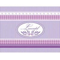 Küchenläufer Lavendel Ruschfest waschbar Küchenmatte Küchenteppich Mediterran