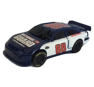 NASCAR Bashers 2008 Car 88 National Guard Dale Earnhardt Jnr Plastic Diecast Car