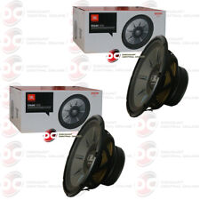 """2 x Jbl Stage 1010 Car Audio 10"""" Single 4 Ohm Subwoofer 225W Rms Stage Series"""