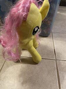 """Aurora World My Little Pony/Fluttershy Pony/6.5"""" Plush"""