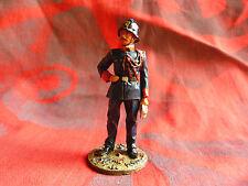 Delprado Pompier - Firefighter full dress uniform Madrid 2003 - Soldat de plomb