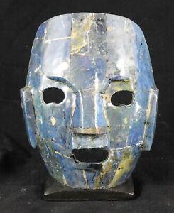 Masque en ceramique