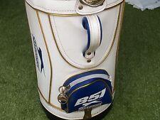 Rétro Vintage Slazenger B51 Den Caddy, Golf Style Sac