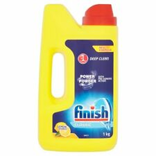 Finish Dishwasher Detergent Powder Lemon Scent