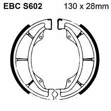 EBC Organic Brake Shoes & Spring Kit S602 Kawasaki BN 125 Eliminator 98-07