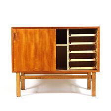 Retro Vintage Danish Teak Sideboard Filing Cabinet 60s 70s Mid Century Modern
