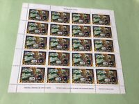Liberia Arthur Szyk One Cent full mint never hinged stamps sheet  Ref 52218