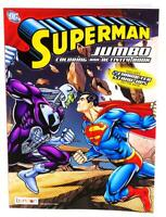 Superman Coloring Activity Book for Kids