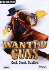 Quería Guns-Pc Cd-rom - Nuevo-Win Xp