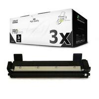 3x MWT Pro Cartuccia Compatibile Per Brother DCP-1616-NW HL-1112-A MFC-1810