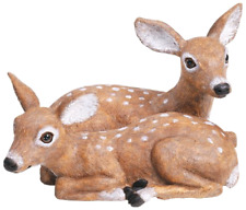 Deer Sculpture Collectible Art Garden Outdoor Decor Statue Patio Yard Animal New