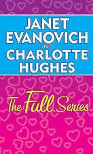 """Janet Evanovich """"Full"""" Series Boxed Set #1 Full House Full Tilt Full-ExLibrary"""