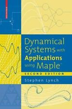 Dynamical Systems with Appications Using Maple 2nd ed by Stephen Lynch 170901
