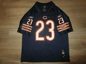 Devin Hester #23 Chicago Bears Reebok NFL Jersey Youth L 14-16 large child