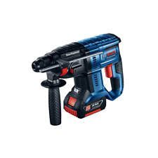 Bosch GBH18V-20 18V SDS-Plus Hammer Drill with 2x5.0Ah Li-ion Battery - 0611911073