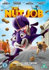 The Nut Job comedy action adventure family coming of age feel good cult drama