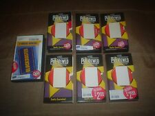 Blockbuster Video VHS Case Sleeve LOT - rare