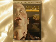 Night of the Living Dead/White Zombie/Last Man on Earth/Zomie Hell,House + MORE