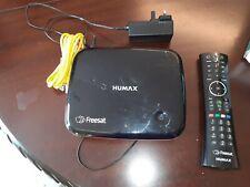 Humax HB-1100S Freesat HD Box