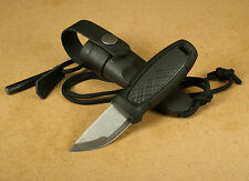 Morakniv Eldris Black Neck Knife Kit Taschenmesser Outdoormesser Survival R82