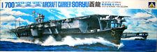 J Flugzeugträger SORYU, Aoshima, Bausatz, 1:700