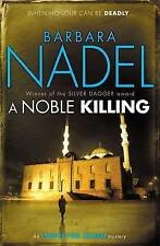 A Noble Killing (Inspector Ikmen Mysteries), By Barbara Nadel,in Used but Accept