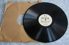 HERTER'S DEER CALL Vintage 78 rpm Record Calling Decoy Buck Hunting LP