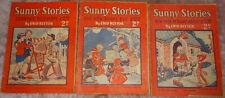 1950 Enid Blyton Sunny Stories  Secret Seven Malory Towers Antiquarian Children