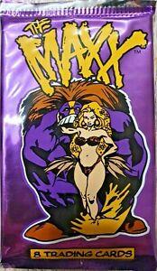 The Maxx Trading Cards OVP Sammelkarten 8 Karten 1996 Wildstorm