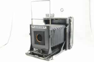 GRAFLEX Speed Graphic 4x5 Body Shutter Large Format Camera from Japan #2827
