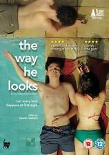 THE WAY HE LOOKS (2014) Region 4 [DVD] Gay Interest